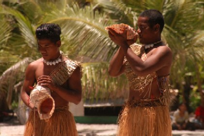 Marshall Islands - Traditional Dance