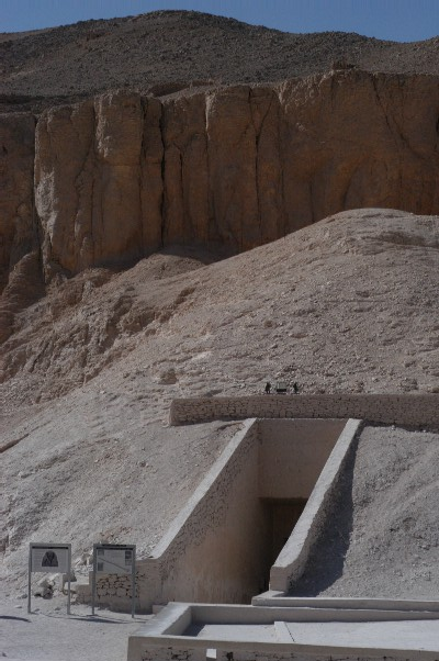 Tomb, Luxor, Egypt