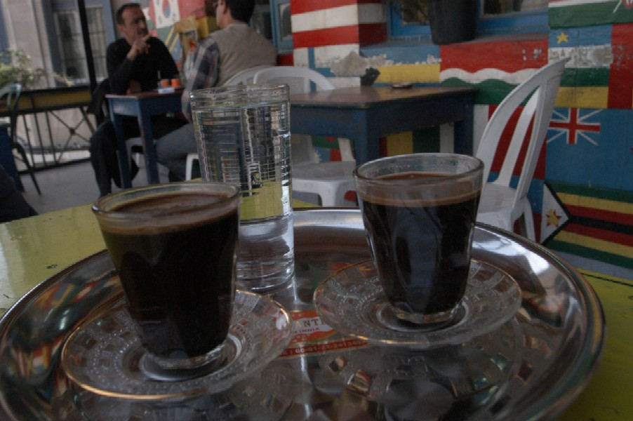 Coffee, Amman, Jordan