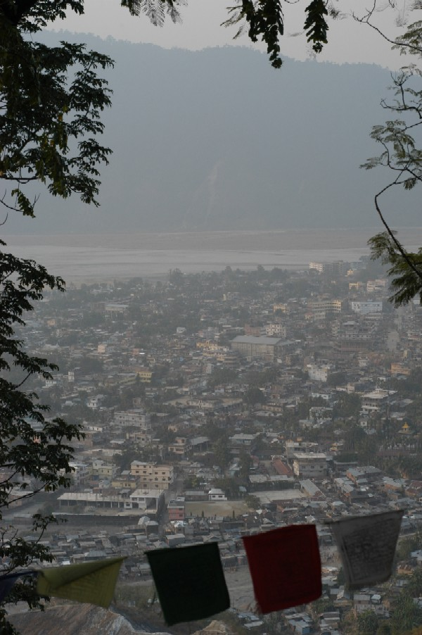 View of Jaigon/Phuentsholing