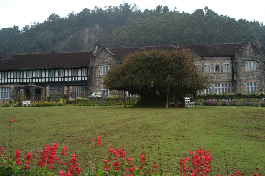 Hill Club, Nuwara Eliya, Sri Lanka
