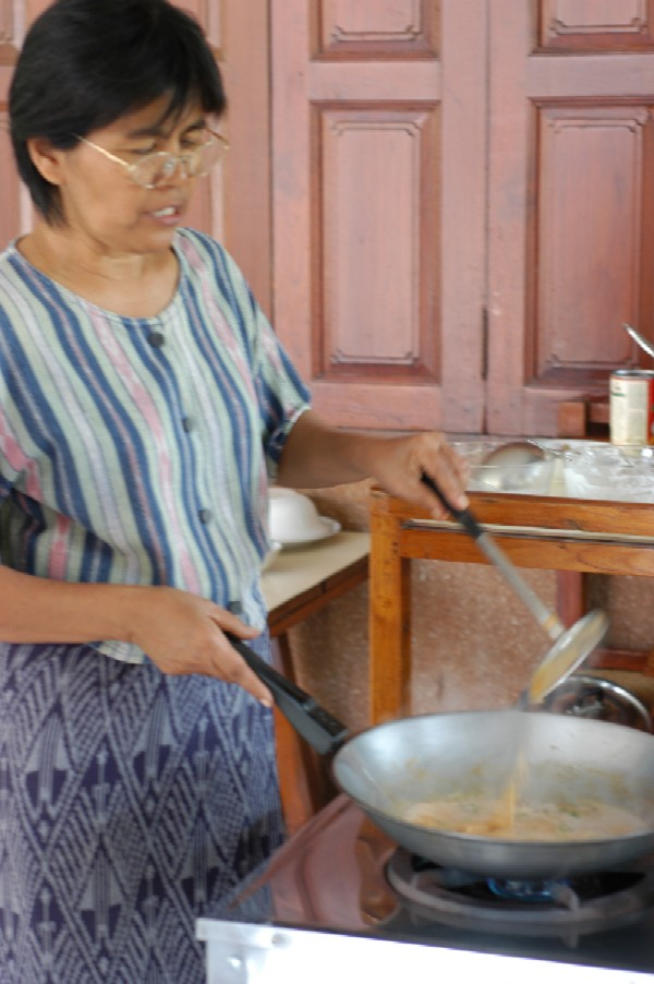 Thai House Cooking, Bangkok, Thailand
