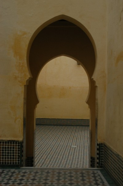 Moulay Ismail Shrine